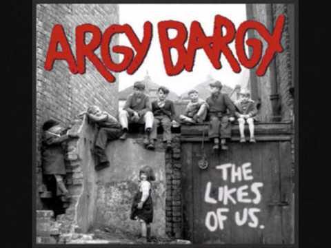 ARGY BARGY - NO REGRETS.