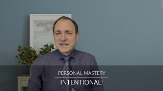 Be Intentional!