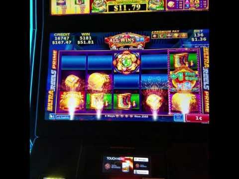Power of Riches slot machine bonus #2