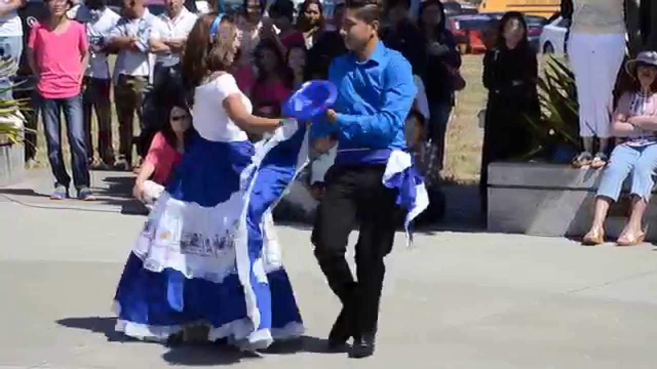 San Mateo Adult School International Day 2015 - El salvador dance ...