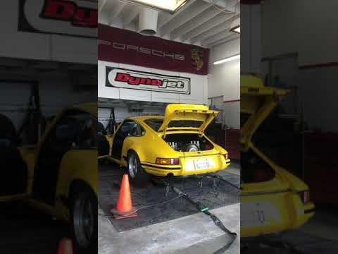 Backdated RoW 1977 Porsche 911 Carrera 3.0
