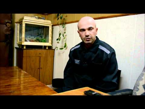 Осужденный ИК-14 рассказывает об избиении при поступлении в колонию