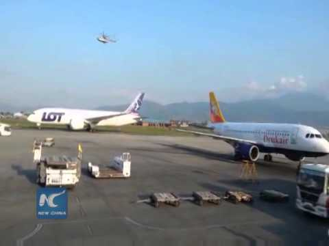 Nepal shuts airport to big jets
