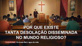 """Filme evangélico """"Do trono flui a água da vida"""" Trecho 2"""