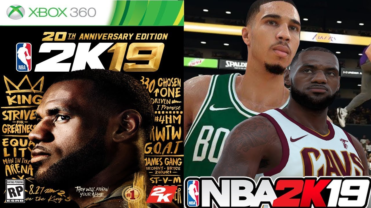 NBA 2K19 Will NOT Be Sold For Xbox 360 Amp PS3 Is This