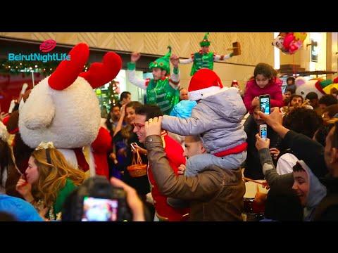 Christmas in Beirut Souks 2015