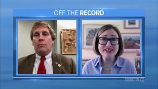 Sen. McBroom joins Off the Record on WCMU