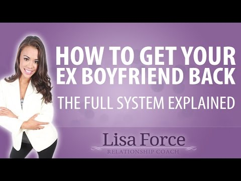 how to win back your ex boyfriend (complete guide to reversing your breakup)