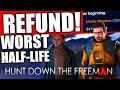 The SECOND Failed Half-Life Game - Hunt Down The Freeman