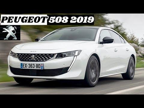 Novo Peugeot 508 2019 Detalhes Precos E Motorizacao Top Sounds