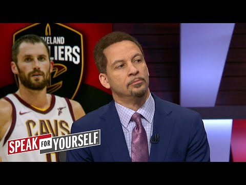 Chris Broussard on reported 'fiery' team meeting in Cleveland | SPEAK FOR YOURSELF