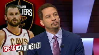 Download Chris Broussard on reported 'fiery' team meeting in Cleveland   SPEAK FOR YOURSELF Mp3 and Videos