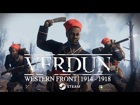 Шутер Verdun получил бесплатное обновление с новым режимом, картой и оружием