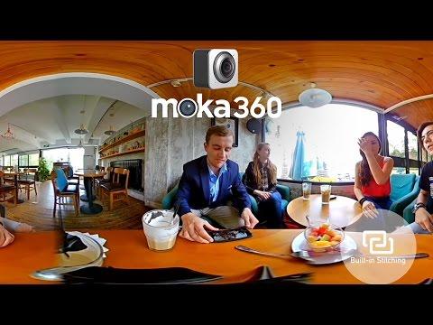 Moka360-The World