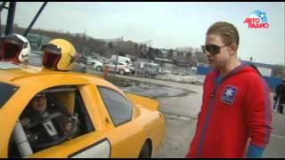 видео: Митя Фомин покатился на Наскаре мощностью 800 сил