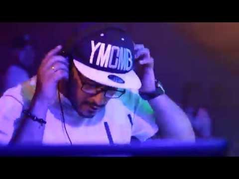 Dj Walid Live @ R&B Boom 27.09.2015 ( Forsage Dance Club )