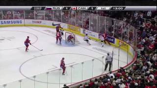 Canada vs. Russia 2009 World Juniors Semi-Final (HD)