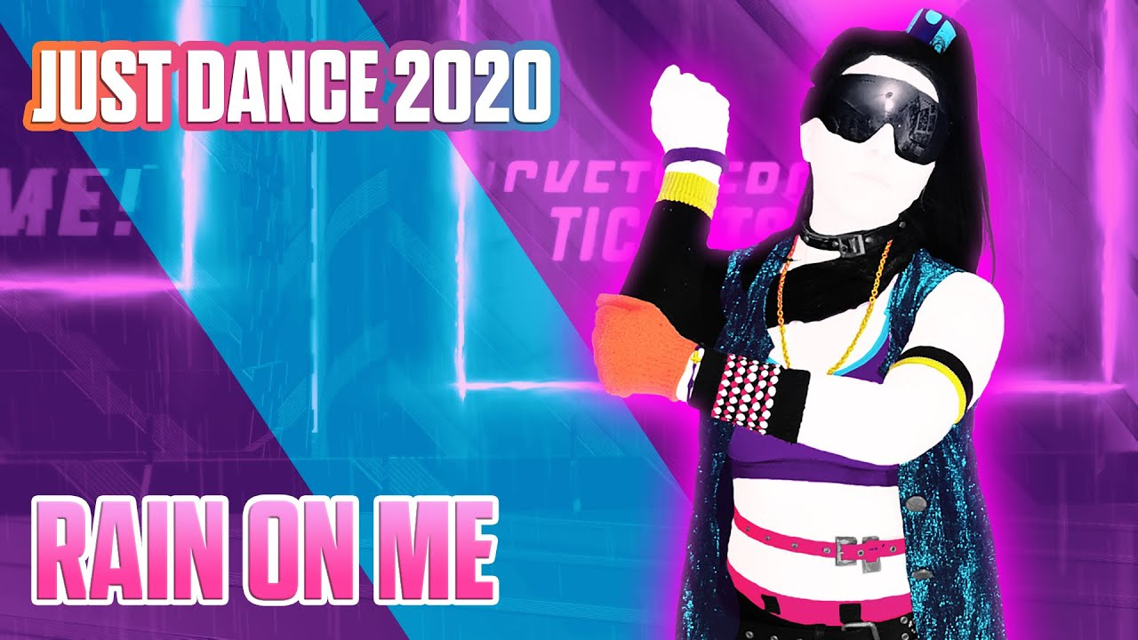 Just Dance 2020 | Rain On Me By Lady Gaga & Ariana Grande | Fanmade by JAMAA