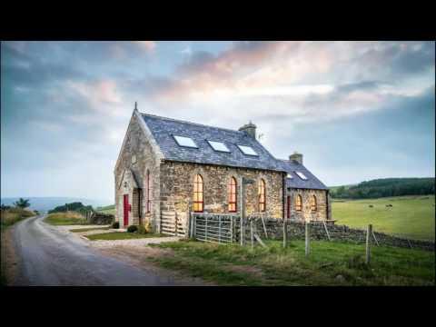 Современные дома из природного камня на все времена
