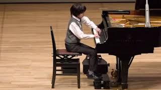 burgmuller la pastoral ブルグミュラー 牧歌 4年生 10才(ブルグミュラーコンクール東京ファイナル) thumbnail