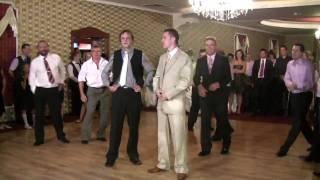 Zabawa weselna u Joanny i Mateusza - taniec z gwiazdami