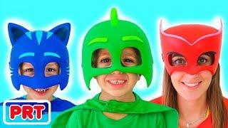 Vlad se tornou um super herói mascarado e ajuda amigos