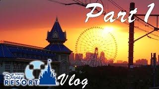 Video Tokyo Disney Resort - Vlog PART 1 download MP3, 3GP, MP4, WEBM, AVI, FLV Oktober 2018