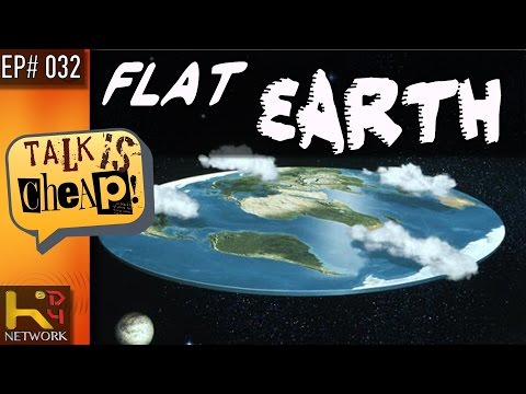 TALK IS CHEAP [Ep032] Gary Mckinnon, Flat Earth, 800 yr old Cell Phone