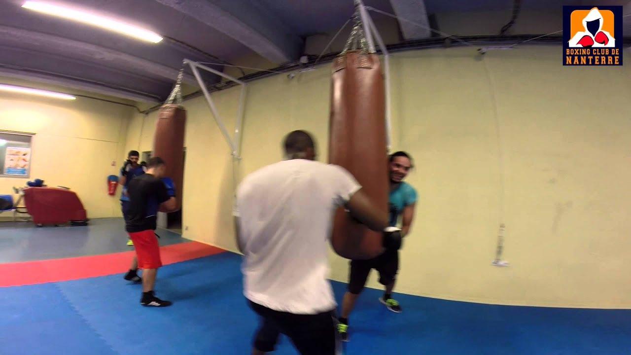 club boxe nanterre