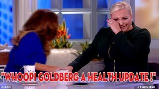 Whoopi Goldberg 'Close To Leaving The Earth' In First Statement Regarding Health On 'The View'