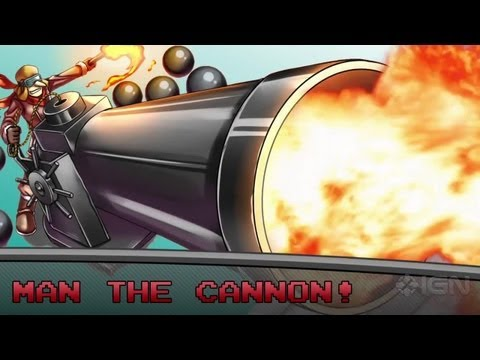 Cannon Crasha Trailer