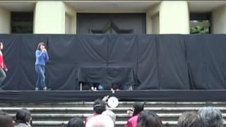 早稲田祭2012 サテライトスタジオ 「おかあさんといっしょ〜わくわく大行進〜」