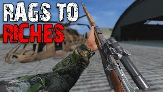 RAGS TO RICHES - DayZ Standalone 0.62 EP33