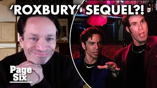 Chris Kattan is up for 'A Night at the Roxbury' sequel | Page Six Celebrity News