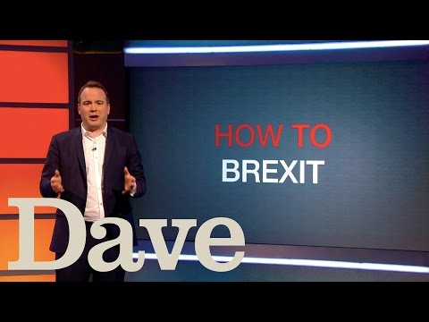 How To Brexit: How To Take Back Control | Unspun with Matt Forde