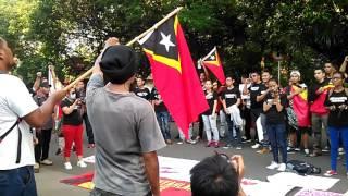 Patria (lagu kebangsaan) Timor Leste