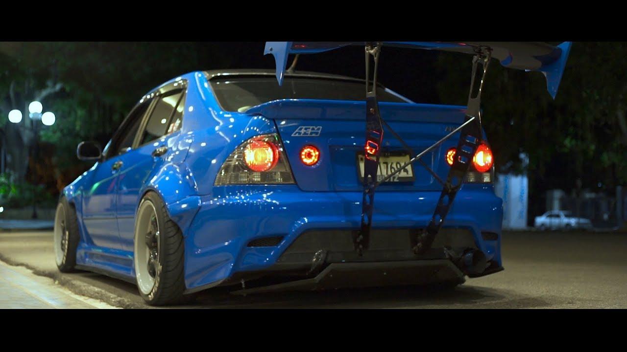 Toyota Altezza Rocket Bunny (The Avatar) | 4K - YouTube