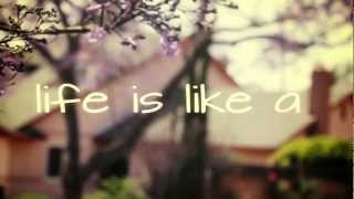Wanting 曲婉婷 - Life Is Like A Song [Lyric Video]