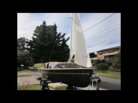 Building a Hartley TS16 Sailing Boat - Ultimately Sinister