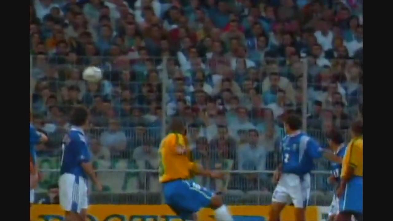 Roberto Carlos - El gol imposible