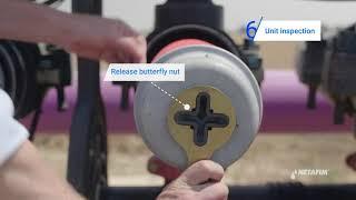 Spin Klin™ Disc Filter: How to Fix High Differential Pressure | Netafim