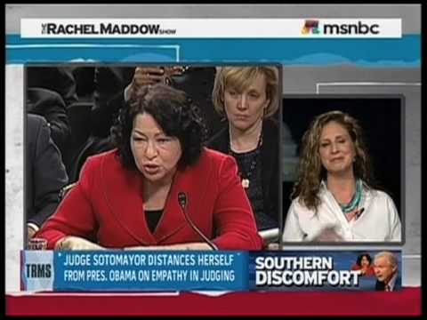 Maddow Analyzes Republican Race & Gender Tactics -...