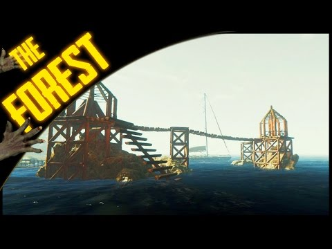 The Forest | Part 98 | OCEAN ESCAPE!