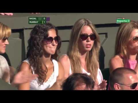 Rafael Nadal vs Andy Murray Wimbledon 2011 SF Highlights HD 720p50