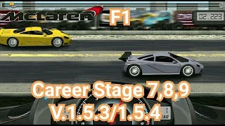 drag Racing:tune car F1 for 3 Career Stage(Level 7,8,9) V.1.5.3/1.5.4