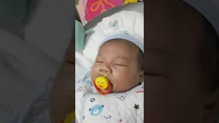 Baby Jeckson Tagulalap Snoring 1month Old