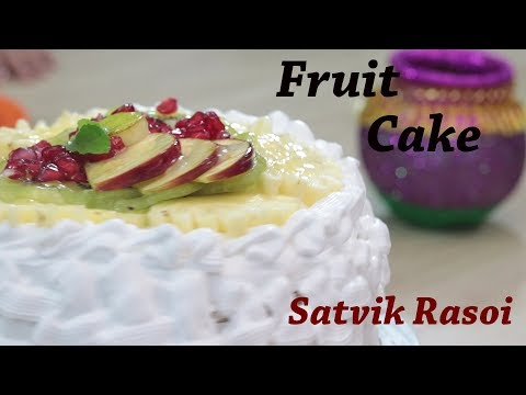 Fruit Cake (Janmashtami Special)