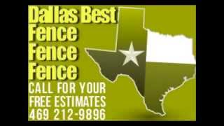 Dallas Fence Company | Dallas Fence | Wood Fence Dallas