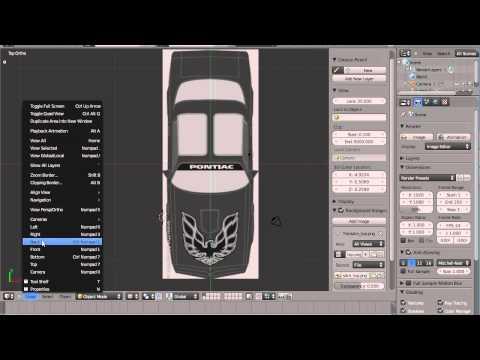 Blender 255 beta car modeling tutorial pontiac firebird ta 1 blender 255 beta car modeling tutorial pontiac firebird ta 1 blueprint setup youtube malvernweather Image collections