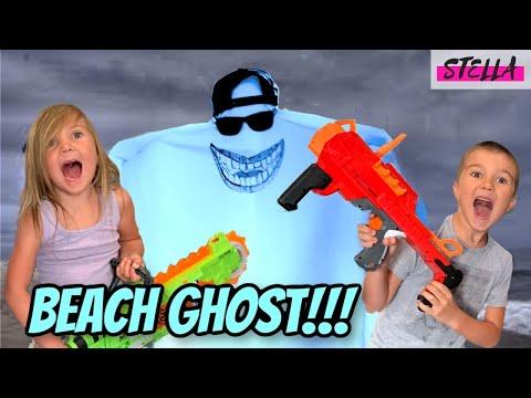 Beware of the Beach Ghost!!!